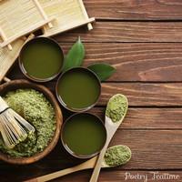 Japanese Green Tea / Jaw Sencha / Ocha / Teh Bubuk Hijau
