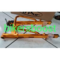 Swing arm swingarm Bpro Racing Jupiter Z Stabiliser lubang Gold