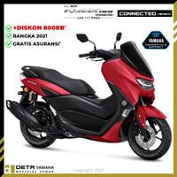DETA-Yamaha ALL NEW NMAX CONNECTED (OTR JADETABEK) Sepeda Motor
