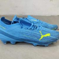 Sepatu Bola Puma Ultra 1.2 Sky Blue