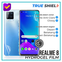 REALME 8 HYDROGEL PREMIUM SCREEN PROTECTOR ANTI GORES FULL COVER