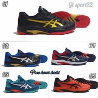 Sepatu Tennis Asics Solution Speed Ff Sepatu Asics Badminton / Tenis - gambar 05, 40