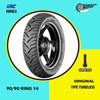 Ban Motor Matic // IRC NR83 90/90 Ring 14 Tubeless