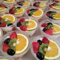 salad buah cup 300ml