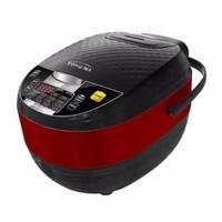 Rice cooker / Magic com Yongma Digital SMC-8027 2 Liter - Merah