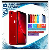 APPLE IPHONE XR 128GB NEW ORIGINAL GARANSI 1 TAHUN ALL OPERATOR