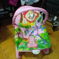 baby bouncher pliko joy rocking chair