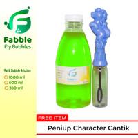 Fabble Cairan Gelembung Balon Sabun refill 330 ML