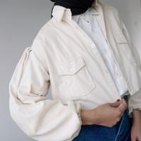 Luura jacket corduroy
