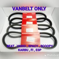 vanbelt MATIC HONDA beat spacy scoopy vario vbelt v vbelt v-belt fi