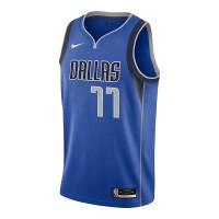 Jersey Basket Nike Luka Doncic Mavericks Icon Edition 2020 CW3662-489