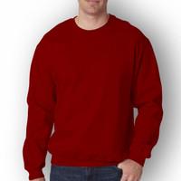 Baju Pria POLOS Lengan Panjang Distro Baju/Sweatshirt Pria Terbaru