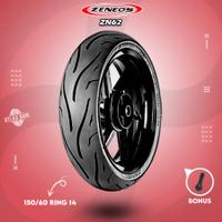Ban Belakang Tubles Motor YAMAHA AEROX ZENEOS ZN62 150/60 Ring 14