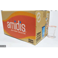 Amidis 240ml x 48 Khusus Grab Gojek