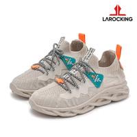 Larocking - Venta Vol 1 Coklat | Sepatu Sneakers Running Gym Shoes