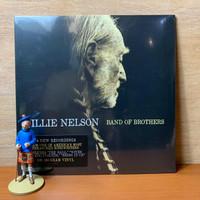 PIRINGAN HITAM / VINYL WILLIE NELSON - BAND OF BROTHERS