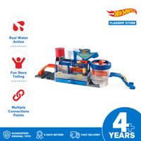Hot Wheels Mega Car Wash - Mobil Mainan Anak