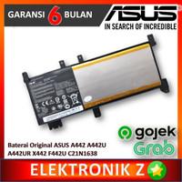 Batrai Baterai Battery Laptop Original Asus A442 A442U X442 X442U