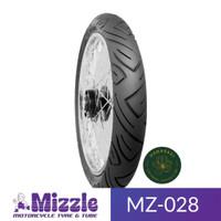 Ban Motor MIZZLE MZ 028 ( MZ028 ) 70/80-14 ( Non Tubeless ) Matic