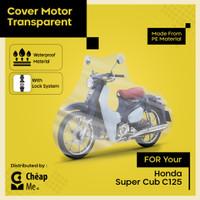 Cover Motor MURAH Sarung Motor SUPER CUB WATERPROOF TEBAL Not URBAN