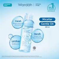 Wardah Lightening Oil-Infused Micellar Water 100 ml