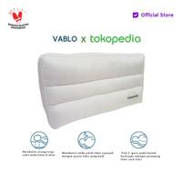 Vablo x Tokopedia Healthy Pillow 40x70x10CM exclusive item