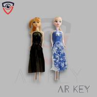 Mainan Boneka Frozen Elsa And Anna Olaf's Fashion Adventure bisa COD