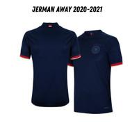 Jersey Sepak Bola Negara Jerman Away 2020-2021