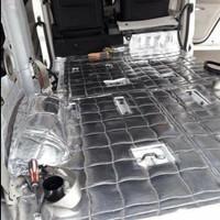 Peredam Lantai Dasar Mobil Jeep Wrangler CJ7