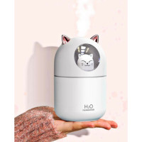 New Air Humidifier Diffuser Cute Aromatherapy Pelembab Udara Mini