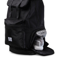 Woodbags Backpack Sportivo   Extra Shoes Slot!   Free Rain Cover!