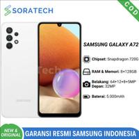 Samsung A72 RAM 8 ROM 128 GB 8/128 8/256 Garansi Resmi Sein