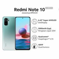Redmi Note 10 4/64 GB Garansi Resmi