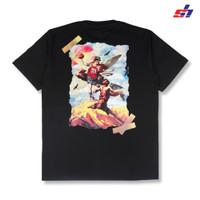 Baju Kaos lengan Pendek Stayhoops T-shirt | Fallen Angel Tee