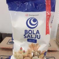 Tepung Terigu Bola Salju Bungasari 1kg/1 kg Terigu Protein Sedang