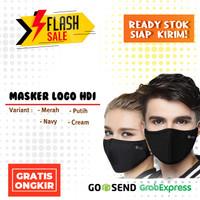 MASKER LOGO HDI READY STOCK