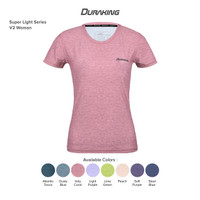 Duraking Super Light V2 (Woman) T Heather Seamless Anti Viral