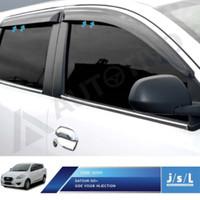 Datsun Go Talang Air Injection / Side Visor Injection