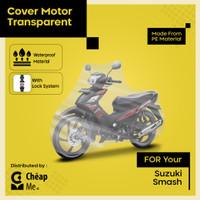 Cover Motor MURAH Sarung Motor SUZUKI SMASH WATERPROOF TEBAL Not URBAN