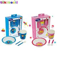 Baby Safe FS64 Feeding Set Meal Set 4 pcs perlengkapan makan bayi