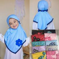 Kerudung anak perempuan MAWAR kerudung anak paud jilbab anak