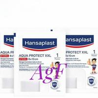 Hansaplast Aqua Protect Steril XXL isi 25 (Beiersdorf) Jual Per Box