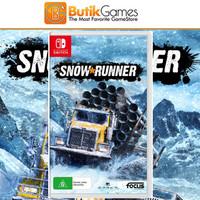 SnowRunner Snow Runner Nintendo Switch