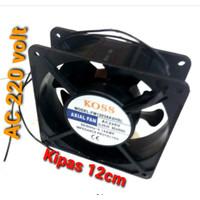 Kipas Angin Pendingin / Cooling Fan/Kipas Computer 12 cm Koss Sekai