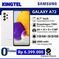 SAMSUNG A72 WHITE RAM 8/256GB ADA NFC