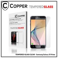 Samsung J5 Prime - COPPER TEMPERED GLASS FULL CLEAR