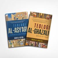 PAKET BUKU TEOLOGI ASWAJA - TEOLOGI AL-ASY'ARI DAN AL-GHAZALI (2 BUKU)