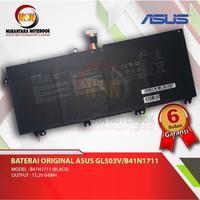 Baterai Original Asus ROG GL503V GL703VD FX503VM FX63VD B41N1711