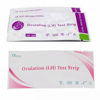 200pcs Ovulation LH Test Strip / Tes Ovulasi / Tes Masa Subur