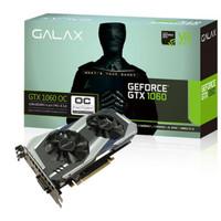 Vga Card Galax Geforce Gtx 1060 Oc (Overclock) 6Gb Ddr5 Buxsbie
